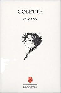 Romans par Sidonie-Gabrielle Colette