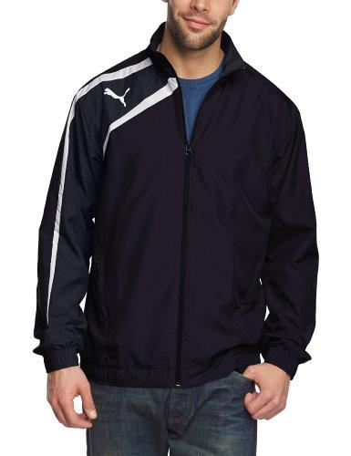hombre fútbol Puma sala Chaqueta de azul para FOOX7q