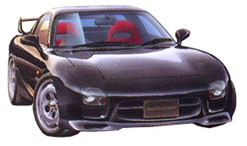1/24 RX-7 FD3S MAZDASPEED A-SPEC (japan import) by Fujimi