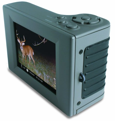 Moultrie Digital Picture Viewer, Black, 2 x 6 x 8.25 by Moultrie