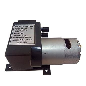 Amazon.com: 12 V Mini DC bomba de aspiradora para aspiradora ...