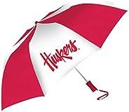 Storm Duds Nebraska Cornhuskers Sporty Two-Tone Umbrella