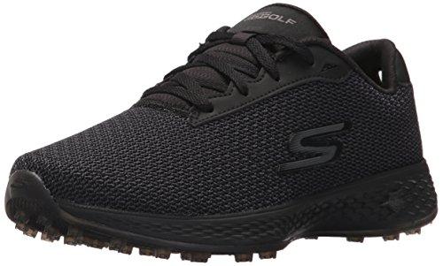 Twinkle Toes by Skechers Skechers Performance Women's Go Golf Birdie Golf Shoe, Black Mesh, 7.5 M US – DiZiSports Store