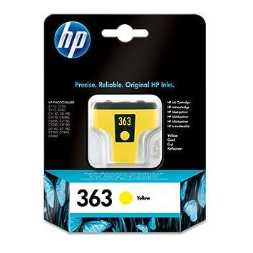 HP - Cartucho de tinta para impresora HP Photosmart C7280 ...