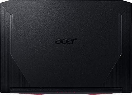 Acer Nitro 5 15.6″ FHD Gaming Laptop Computer, AMD Ryzen 5 4600H (Beat i7-8700u), NVIDIA GeForce GTX 1650, HDMI WiFi Windows 10 w/Ghost Manta Accessories (16GB RAM | 512GB SSD) 41ZBFF7L0AL