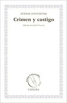 Book Crimen y castigo