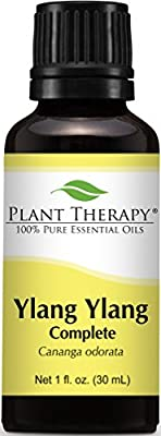 Plant Therapy Ylang Ylang Complete Essential Oil. 100% Pure, Undiluted, Therapeutic Grade. by Plant Therapy Essential Oils