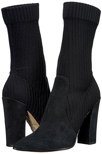 Dolce Vita Women's Elon Fashion Boot, Black Suede, 8 Medium US by Dolce Vita (Image #6)