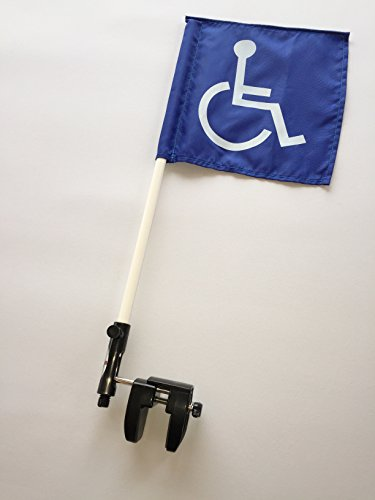 Handicap Golf Cart Flag with Mount