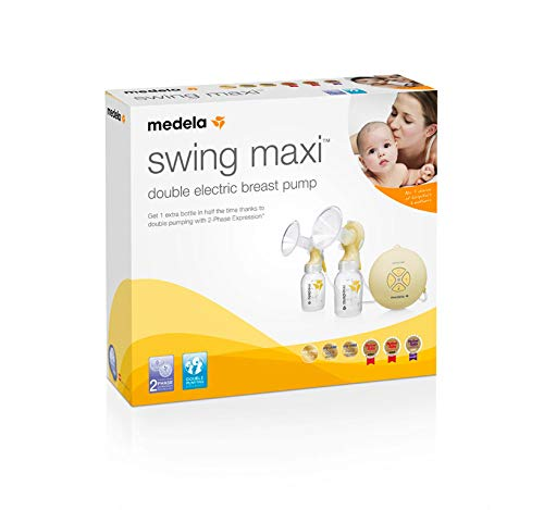 Medela Breastpump Swing Maxi Double Electric 2 Phase The