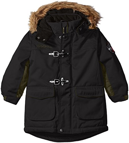 s' Toggle Expedition Jacket, Black, 6 ()