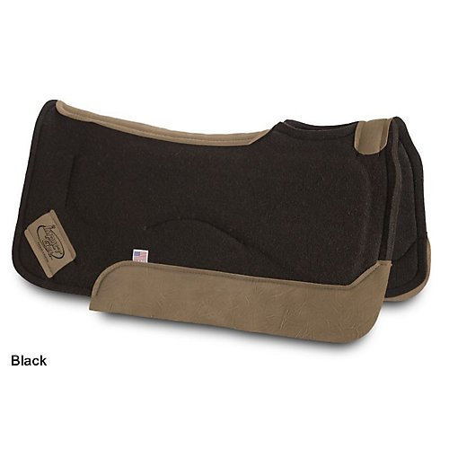 (Impact Gel Felt 3/4in Contour Pad 30x30 Black)