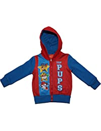 Paw Patrol Star Pups Zipped Hodded Jumper New 2017-2018