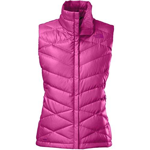 The North Face Womens Aconcagua Vest 2015,Luminous Pink,US M
