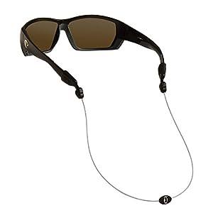 Chums Orbiter Eyewear Retainer, Silver