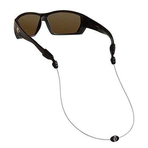 Retainer Eyewear - Chums Orbiter Eyewear Retainer, Silver
