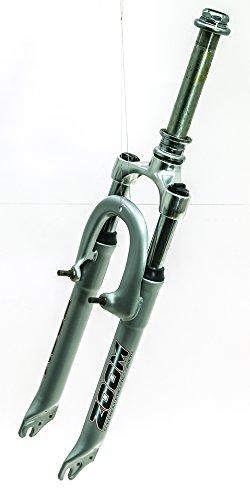 Zoom 26'' Bike Suspension Fork Threaded 1-1/8'' Rim Brake + Headset NEW by Zoom