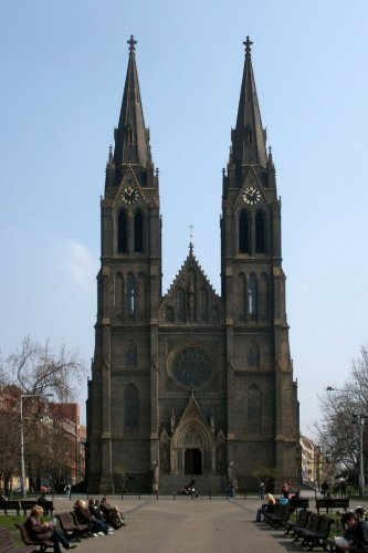 Church of St. Ludmila, Prague, Czech Republic Gothic Revival Journal: Take Notes, Write Down Memories in this 150 Page Lined Journal PDF