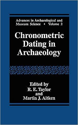 chronometric dating method