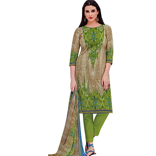 Indian Cotton Salwar Kameez - 4
