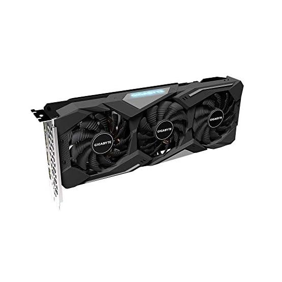 Gigabyte Radeon Rx 5500 Xt Gaming OC 8G Graphics Card, PCIe 4.0, 8GB 128-Bit GDDR6, Gv-R55XTGAMING OC-8GD Video Card 41ZBKpi4WfL. SS555