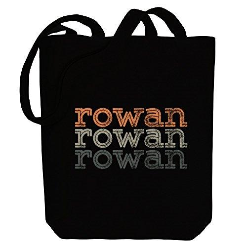 repeat Idakoos Canvas Idakoos Bag Names Rowan Tote retro Rowan Male qvnwHtxf