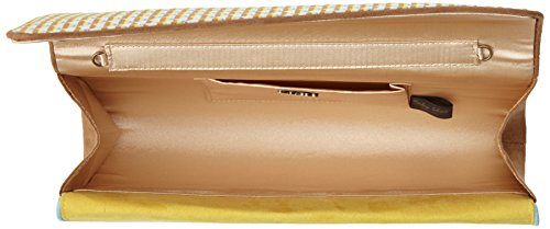 Yellow Womens Clutch Sydney Lemon Ruby Shoo Ruby Shoo qAaxYP