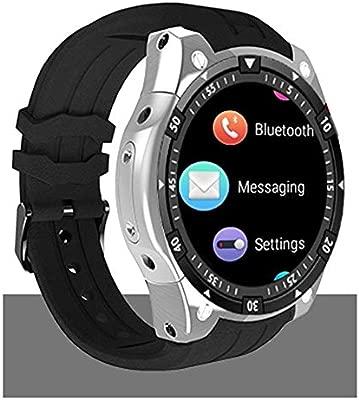 ZJHNZS Reloj Inteligente Reloj Inteligente Android 5.1 OS ...