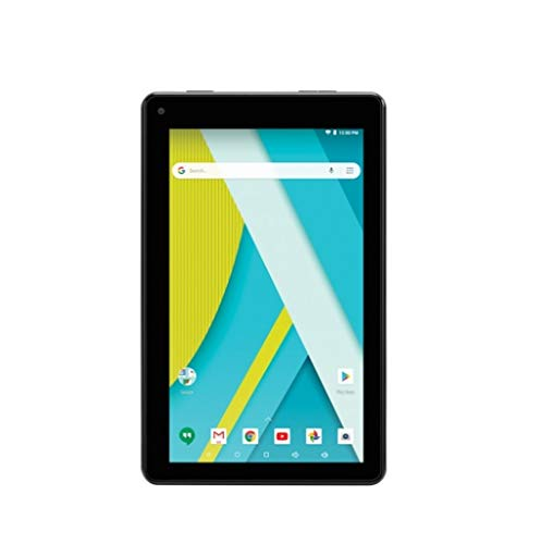 "RCA (RCT6973W43MDN) 7"" Voyager III Android Tablet - Dual Cameras and Google Play - (16GB, Black)"
