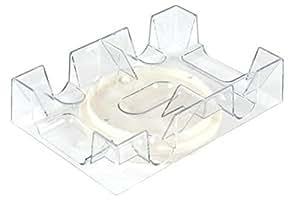Dual Deck Revolving Card Holder