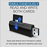 SmartQ C307 USB 3.0 Portable Card Reader for