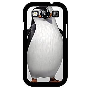 Hot Design Penguins of Madagascar Phone Case Cover For Samsung Galaxy S3 i9300 Penguins of Madagascar Luxury Pattern