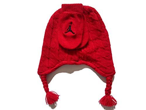 43f9f4d6dcd NIKE Jordan Jumpman Baby Boy. NIKE Jordan Jumpman Baby Boy s 12 24M Knit  Beanie Hat   Mittens Set ...