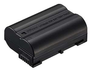 Nikon EN-EL15 Rechargeable Li-Ion Battery for Select DSLR Cameras (Retail Packaging)