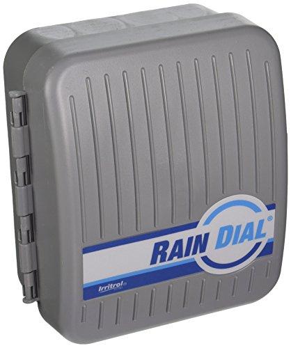 - Irritrol Rain Dial RD600-INT-R 6 Station Indoor Irrigation Controller