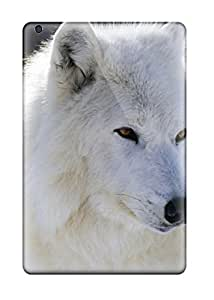 Shannon Galan's Shop Tpu Phone Case With Fashionable Look For Ipad Mini 2 - Arctic Wolf 8163307J28215125