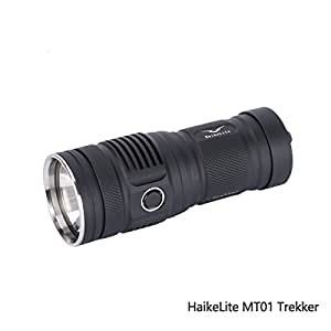 HaikeLite MT01 Trekker XHP50 V2 5000K 2500LM LED Flashlight (Design Neutral white)