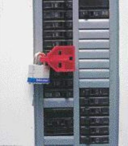 Single Pole Circuit Breaker Lockout, Requires A Switch Breaker. (8 Each) by Honeywell (Image #1)