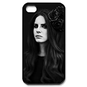 Lana Del Rey iPhone 4 4s Case Black iPhone 4 4s Case