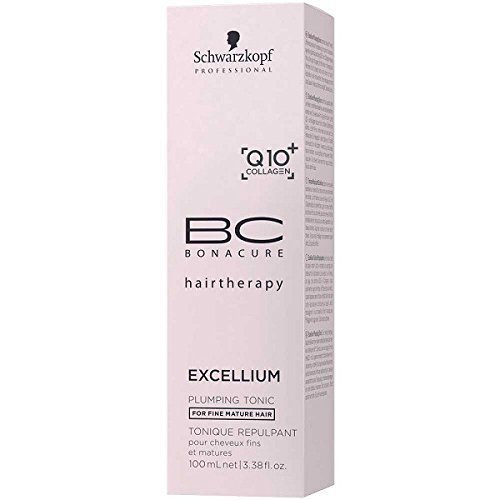 Schwarzkopf Professional BC Bonacure Excellium Q10+ Collagen Plumping Tonic 100ml by SCHWARZKOPF