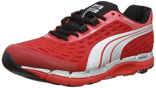 Puma Faas 600 V2 - Zapatos para correr unisex Rojo