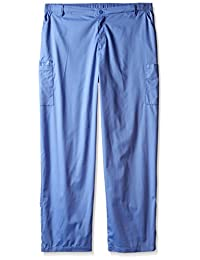 WonderWink Men's Tall-Plus-Size Wonderwork Cargo Pant