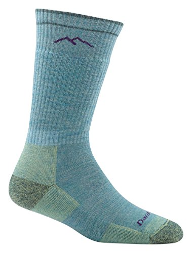 Darn Tough Vermont Women's Boot Cushion Hiking Socks Purple