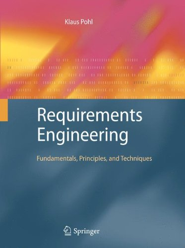 Price comparison product image Requirements Engineering: Fundamentals,  Principles,  and Techniques