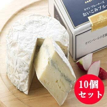 カマンベールチーズ おいこみブルー 10個セット