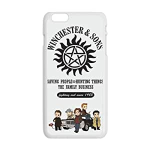 Winchester And Song Cell Phone Case for Iphone 6 Plus