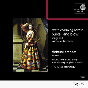 With Charming Notes by Harmonia Mundi Fr.