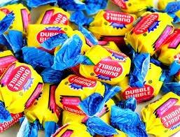 Dubble Bubble, Original Flavor, Twist-Wrapped Bubble Gum (2 Lbs Bulk)