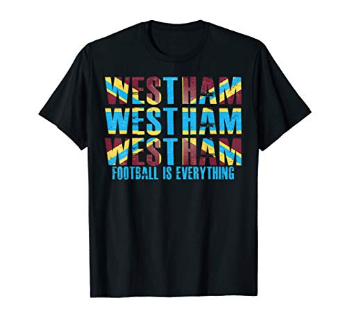 Football Is Everything - West Ham - T-Shirt (West Ham Womens)