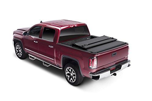 Extang 62450 Encore Hard Folding Tonneau Cover - fits Sierra 2500 (6 1/2 ft) 2015-18 3500 Extang Tonneau Cover